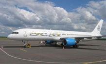 Boeing 757-200 / Казахстан