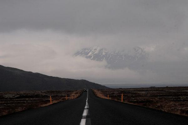Исландская дорога / Фото из Исландии