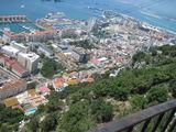 Гибралтар, вид сверху / Гибралтар (Брит.)