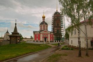 Троице-Сергиев Варницкий монастырь / Россия
