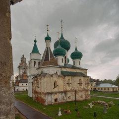 Борисоглебский монастырь / Россия