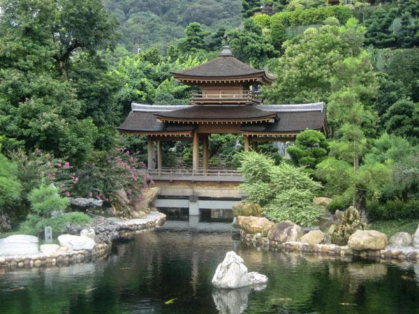 Сад Нан-Лиан - одно из многих интересных мест Гонконга / Фото из Гонконга