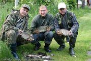Отец рыбак и сыны в воду лезут / Финляндия