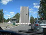 Мост на Сайменском канале / Финляндия
