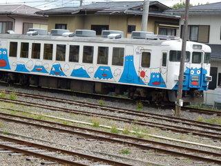 Поезд на Фудзи / Япония