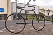 Паркинг для велосипедов / США