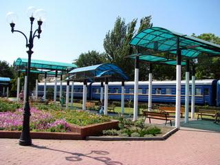 Железная дорога / Украина
