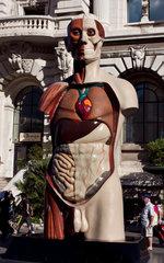 Для любителей анатомии / Монако