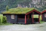 Украшение пейзажа / Норвегия