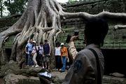 Туристы / Камбоджа