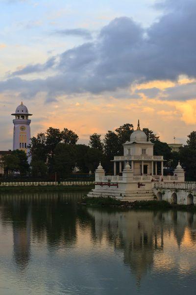 Виды Катманду / Фото из Непала