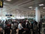 Утром в аэропорту / Аргентина