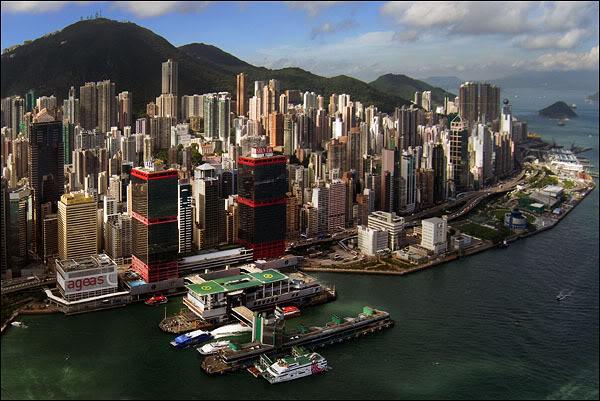 Виды Гонконга / Фото из Гонконга