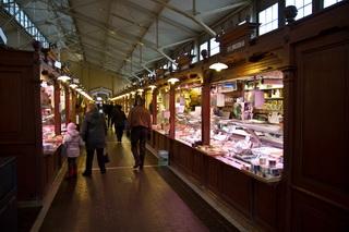 Небольшой рыбный рынок / Финляндия