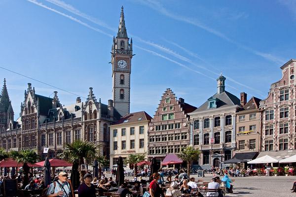 Виды Гента / Фото из Бельгии