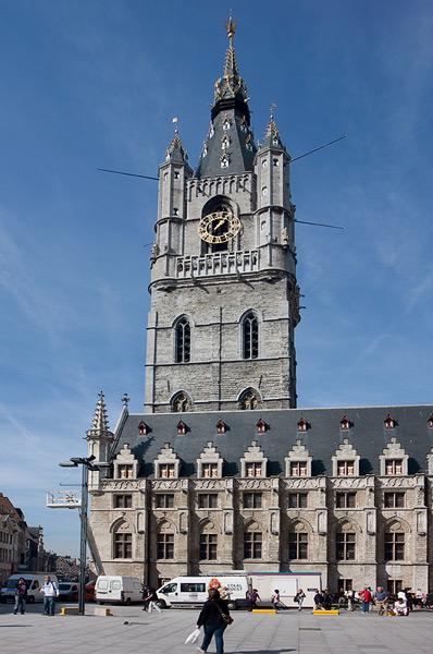 Башня Belfort / Фото из Бельгии