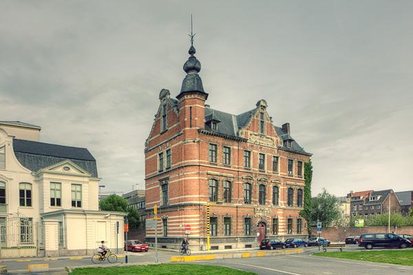 Дом в Генте / Фото из Бельгии