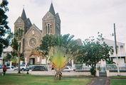 Сент-Киттс. Католический собор / Барбадос