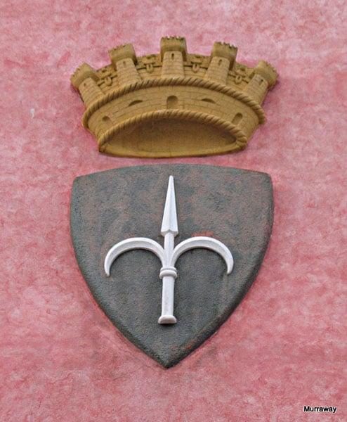 Герб Триеста / Фото из Италии