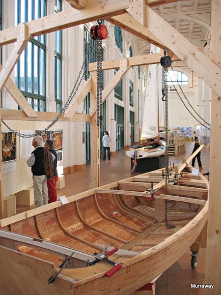 Выставка лодок и яхт в Триесте / Фото из Италии