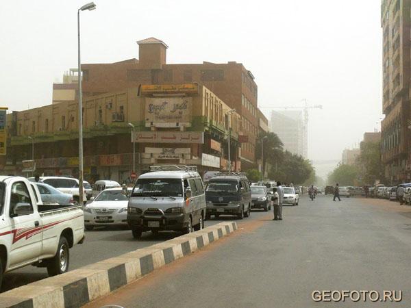 Утренний Хартум / Фото из Судана
