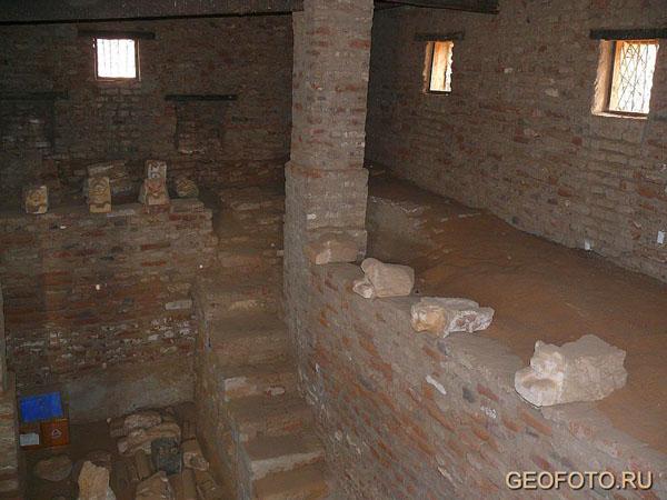 Римские термы в Мероэ / Фото из Судана