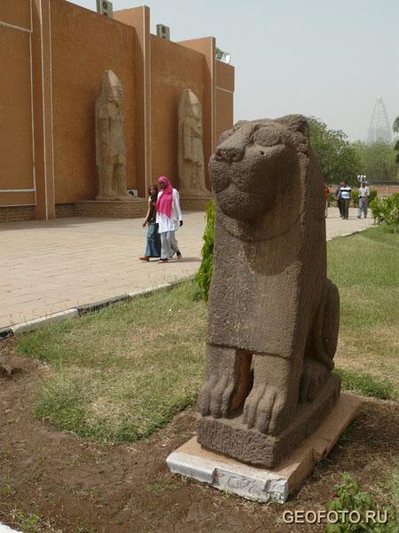 Национальный музей в Хартуме / Фото из Судана