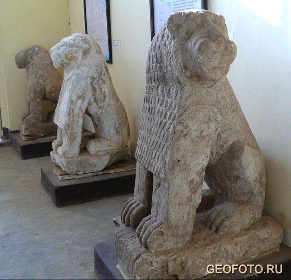 Музей Джебель-Баркала / Фото из Судана