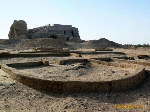 Керма – древнейшая цивилизация Нубии (2500-1500 лет до н. э.) / Фото из Судана