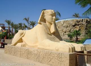 Сфинкс / Египет