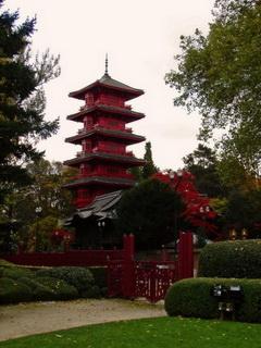 Японская башня / Бельгия