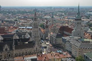 Вид на город / Германия