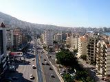 Вдоль береговой линии / Ливан
