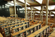 Внутри библиотеки / Египет