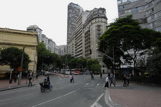 Район Праса да Република / Бразилия
