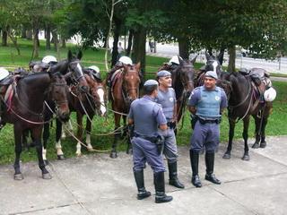 Бразильский полицейский / Бразилия