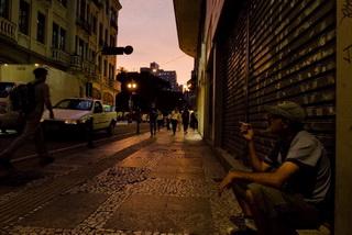 Жизнерадостный расслабленный приятель / Бразилия