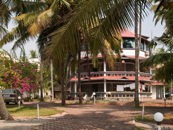 Гостиница Royal Cliff Beach Resort & Spa, Варкала / Фото из Индии