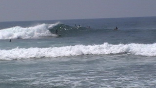 Океан здесь действительно чистый / Шри-Ланка