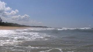 3-х километровый пляж / Шри-Ланка