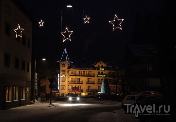 Отель Franceschi 4*, Кортина-д'Ампеццо / Фото из Италии