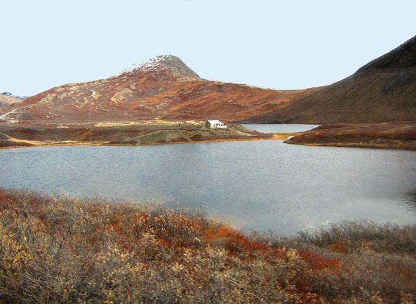 В окрестностях города Кангерлуссуак / Фото из Гренландии