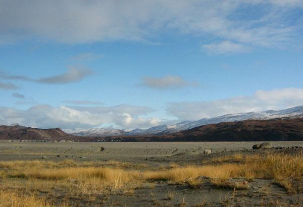 Окрестности города Кангерлуссуак / Фото из Гренландии