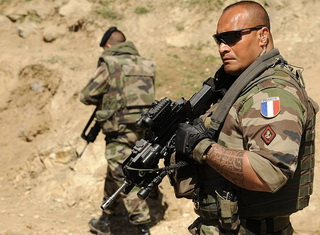 Французский Иностранный легион / Мали