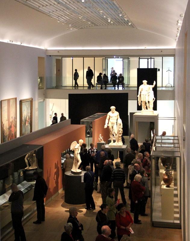 Филиал санкт-петербургского музея - Эрмитаж на реке Амстел  / Фото из Нидерландов