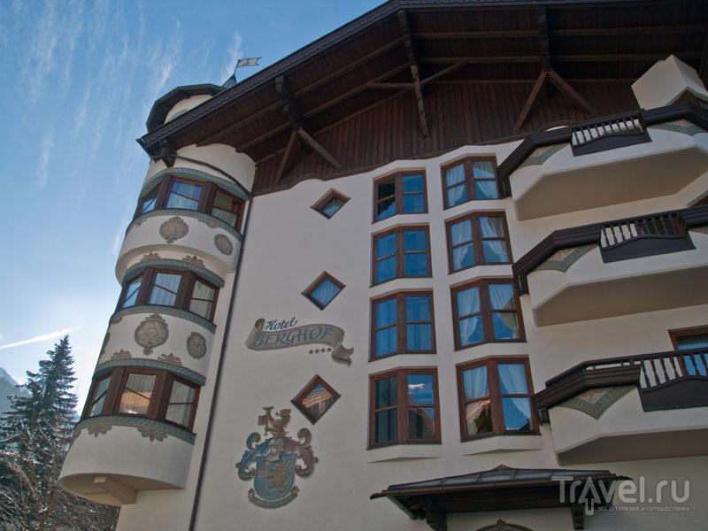 Изящная архитектура Майрхофена / Фото из Австрии