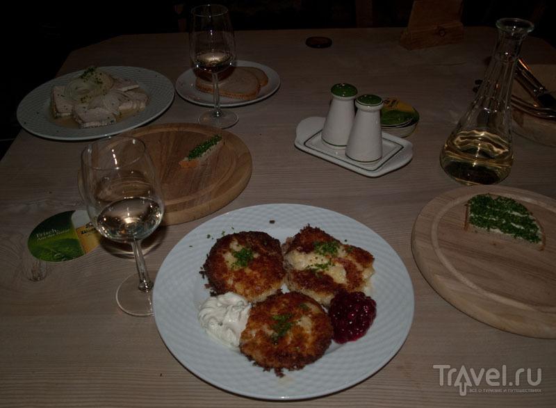 Традиционная тирольская кухня, Wirtshaus zum Griena / Фото из Австрии