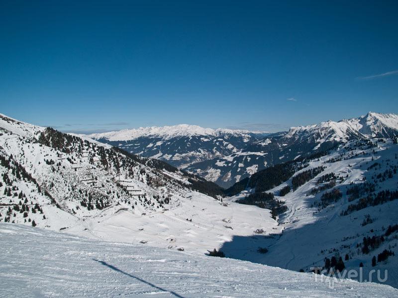 """Виды с """"панорамной"""" трассы в Penken / Фото из Австрии"""