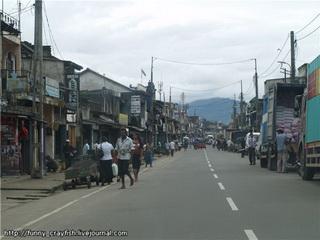 Дороги / Шри-Ланка