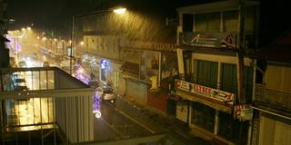 Кайенна ночью / Суринам
